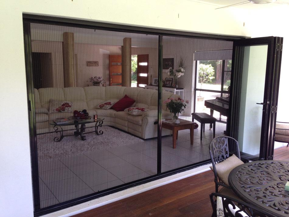 Reliable-Screen-Supply-Bifold-Door-Screen
