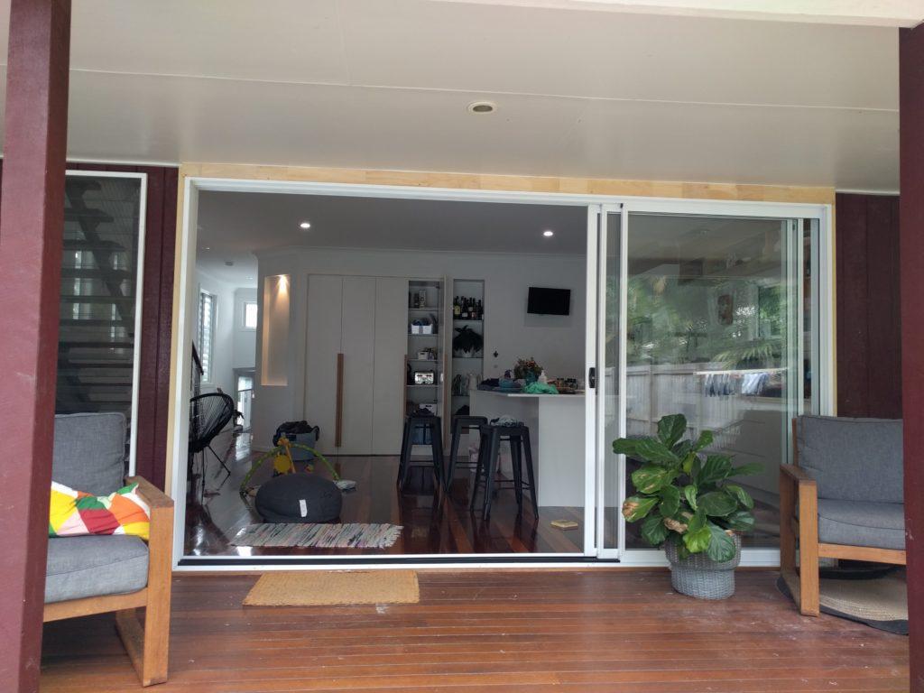 After Photo Michelton Stacker Door