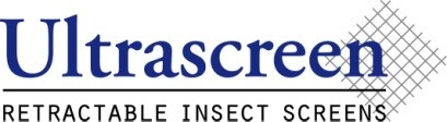 Ultrascreen Retractable Insect Screens Logo